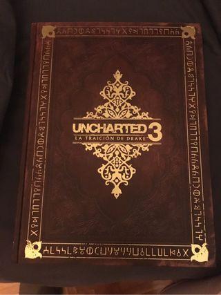 Guia Uncharted 3
