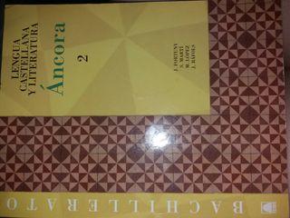 Lengua castellana y Literatura 2°bachillerato