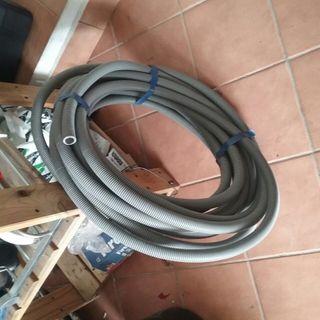 Tubo caorrugado 20 diametro