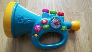 Trompeta juguete