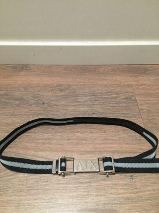 Cinturon armani exchange