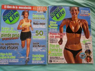 revistas SPORT LIFE