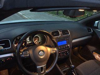 Volkswagen Golf cabrio 2012