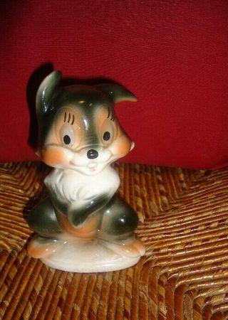 figura porcelana tambor walt disney spain