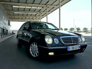 Mercedes-Benz Clase E320 2000