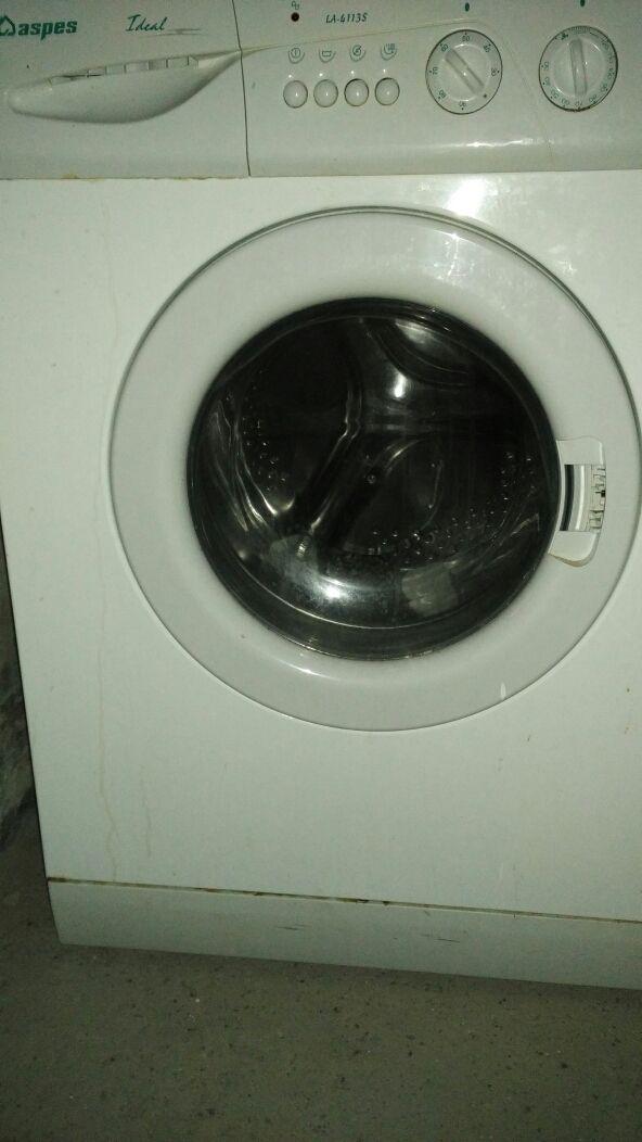 Lavadora Aspes. Funciona!