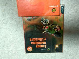 Libro Ciencias Naturaleza 5° Edelvives