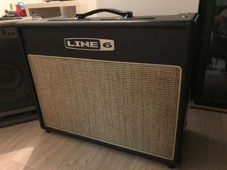 Amplificador de guitarra - Line6 Flextone III