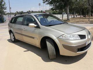 Renault Megane diesel familiar 2006