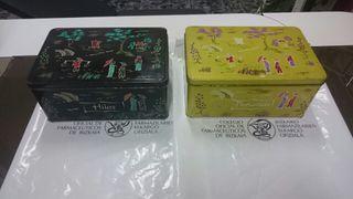 2 cajas de colacao