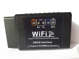Diagnosis obdII iphone android coches
