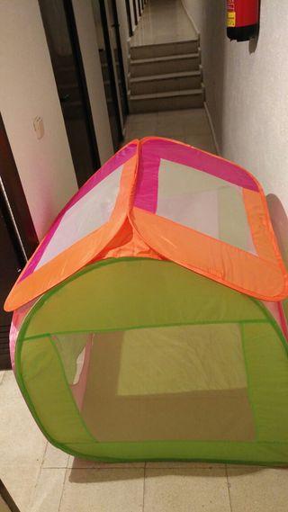 casita campaña de bebe