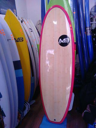 Tabla surf 6,0 epoxi 44 litros nueva