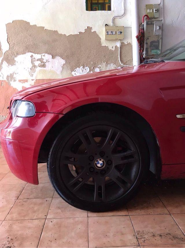 BMW Serie 3 compact 320 td e46
