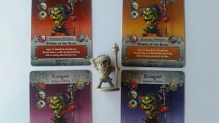 ARCADIA QUEST KRAGOR MONSTER