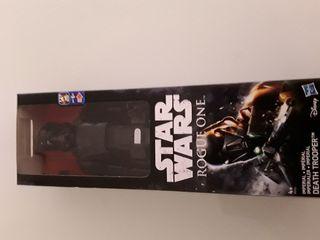figura star wars death trooper 30cm hasbro