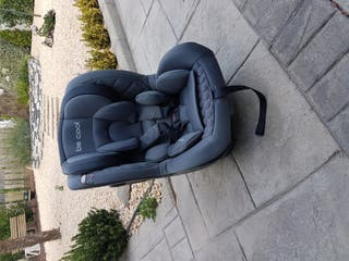 silla coche, isofix be cool TWIST