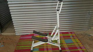 maquina gym para piernas