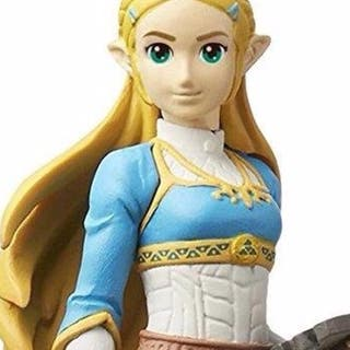 Amiibo Zelda Breath