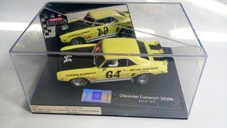 Coche Slot Scalextric Chevrolet Camaro