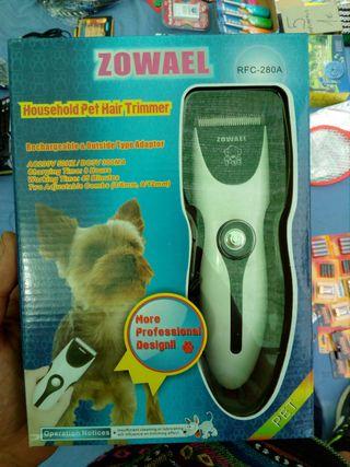 cortapelo perros esquiladora