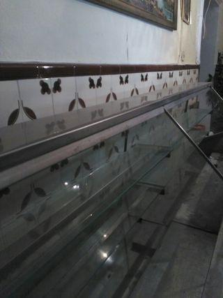 vitrina congelador