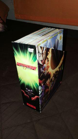 Mazinguer Z serie edición impacto completa