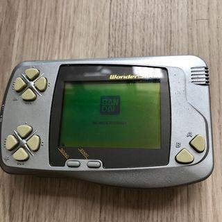 Consola Wonderswan de Bandai
