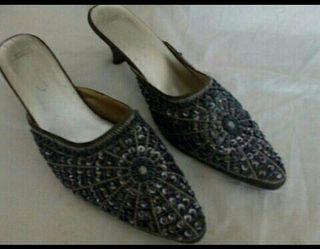 Zapatos señora de fiesta