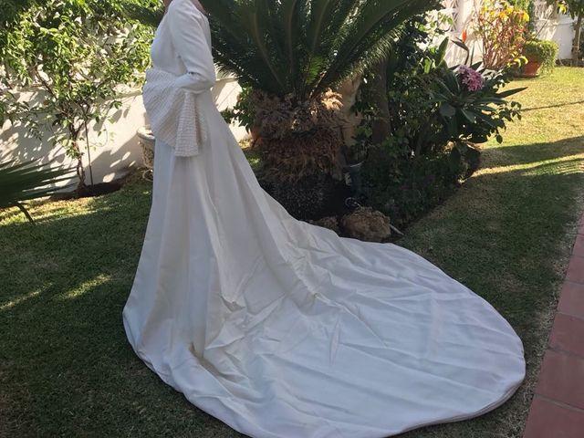 vestido novia alta costura de segunda mano por 500 € en málaga en