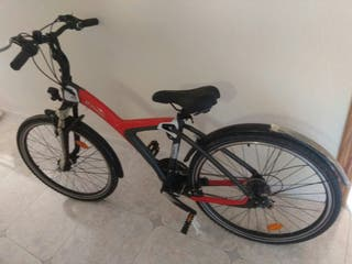 Bicicleta sin usar