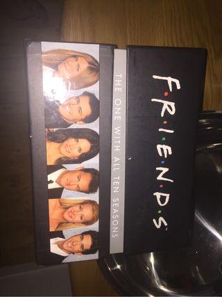 Friends Amigos serie completa Box Set 10 temporada