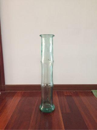 Jarron decorativo cristal