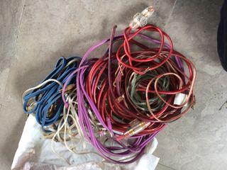Cables oxigenados..equipo