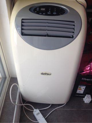 Aire acondicionado portatil frio calor de segunda mano por - Aire frio calor portatil ...