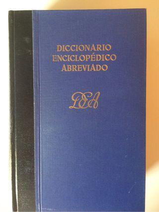 Diccionario enciclopédico ESPASA