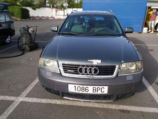 Audi A6 2002