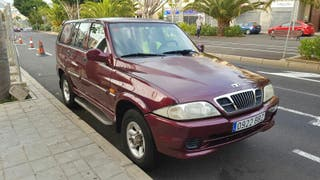 Daewoo Ssanyoung Musso 2004