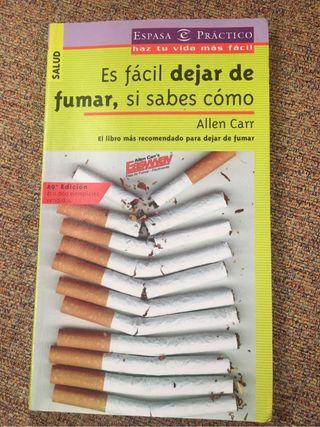 Es facil dejar de fumar