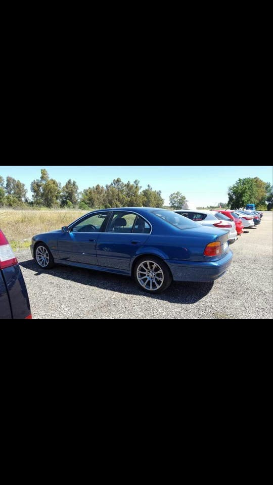 BMW Serie 5 2004
