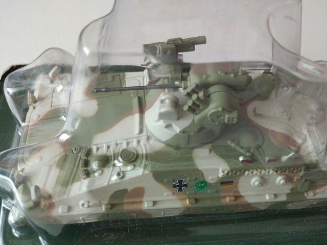 Maqueta tanque