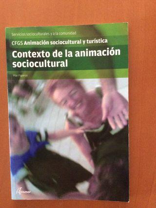 Libro Contexto de la animación sociocultural