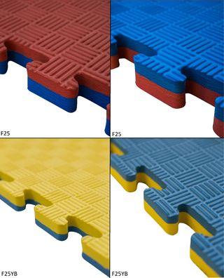 Tatami puzzle 2cm 2'5cm y 4cm