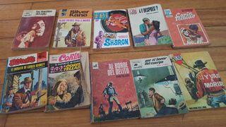 Libros años 70 y 80