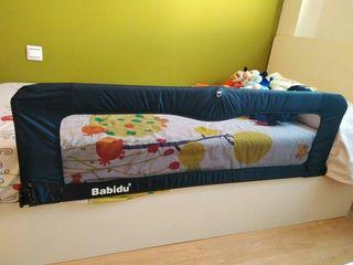 Barrera cama plegable Babidú
