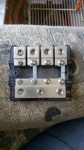 distribuidor de corriente 50mm