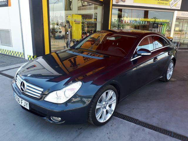 Mercedes-benz Clase CLS 2005