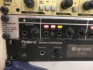 Amplificador de Auriculares - Behringer HA4400
