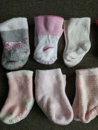 lote 10 paresCalcetines bebé