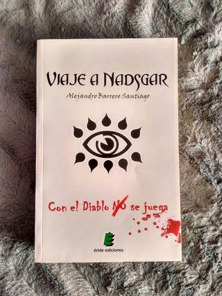 Libro Viaje a Nadsgar